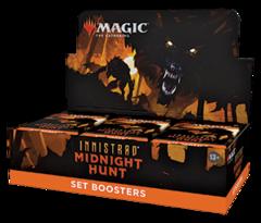 MIdnight Hunt Set Booster Box