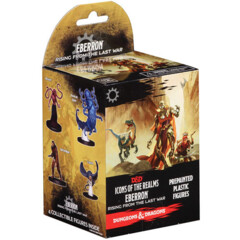 Dungeons & Dragons Fantasy Miniatures: Icons of the Realms Set 14 Eberron: Rising from the Last War Booster Pack