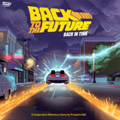 Back to the Future: Back in Time Strategy Game
