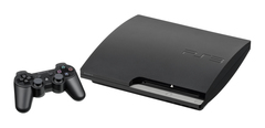Playstation 3 120gb Slim