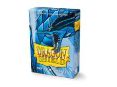 Dragon Shield Sleeves: Japanese Classic - Sky Blue (Box of 60)