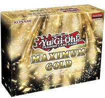 Yu-Gi-Oh! Maximum Gold booster box