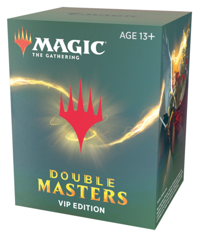 Double Masters VIP Edition Sealed Case (4 Box sets x 4 boxes = 16 ct.)