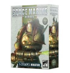 Space Marine Heroes Series 3