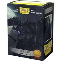 Dragon Shield Sleeves: Art Matte - Signoir (Box of 100)