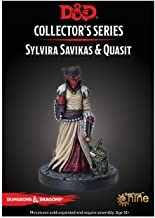Sylvira Savikas & Quasit Gale Force Nine Collectible Figure