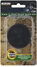 50MM Black Bases x10