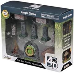 Jungle Shrine Set