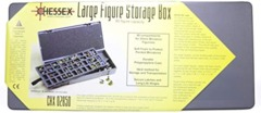 Large Figure Case 80 Figure Chessex
