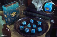 Elder Dice - The Eye of Chaos Polyhedral Set