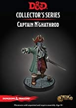 Captain N'Ghathrod Gale Force Nine Collectible Figure