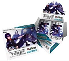 Force of Will Ghost in the Shell Booster Packs