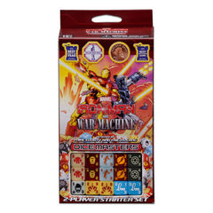 Ironman and Warmachine Dice Masters