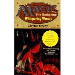 Magic the Gathering - Whispering Woods