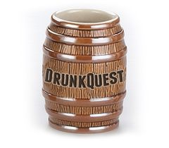 DrunkQuest: Barrel Shot Glass