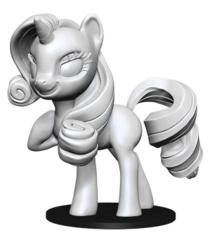 My Little Pony Rarity mini
