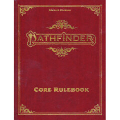 Pathfinder 2E Core Rulebook Special Edition