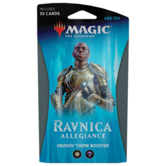 Magic The Gathering: Ravnica Allegiance Orzhov Theme Booster