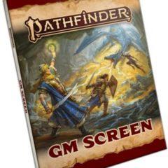 Pathfinder 2E GM Screen