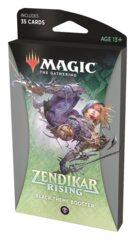 Zendikar Rising Theme Booster - Black