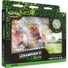 09/25/2020 - Champion's Path - Turffield Gym Pin Collection