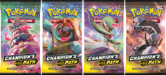 09/25/2020 Champion's Path Booster Pack