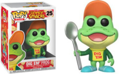 Pop! - Ad Icons - Dig Em' Frog - #25 - Common
