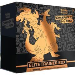 09/25/2020 - Champion's Path - Elite Trainer Box