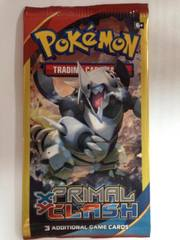 Primal Clash - 3 Card Booster Pack
