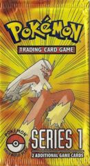 POP Series 1 Booster Pack