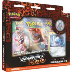 11/13/2020 - Champion's Path - Hammerlocke Gym Pin Collection