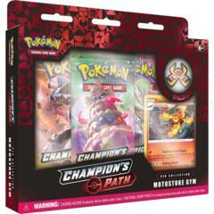 09/25/2020 - Champion's Path - Motostoke Gym Pin Collection