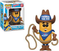 Pop! - Ad Icons - Twinkie the Kid - #27 - Common