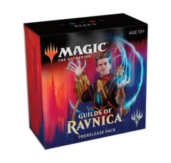 Guilds of Ravnica Prerelease