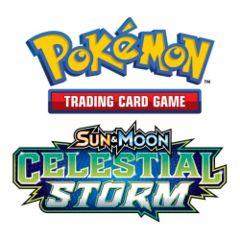 Pokemon TCG Celestial Storm Prerelease