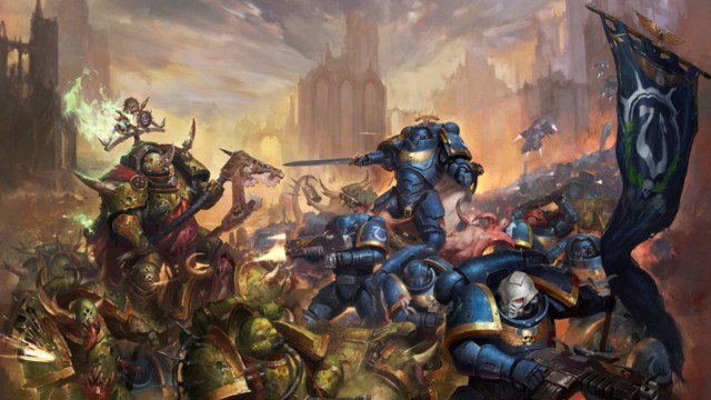 WH40k Casually Competitive Tournament