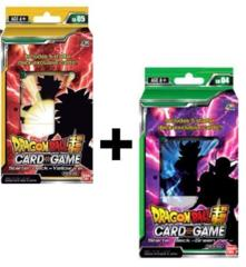 Dragon Ball Super: Series 4 Starter Deck Set of Each