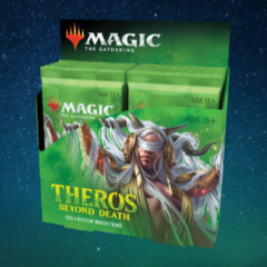Theros Beyond Death Collector Booster Display (12 Packs)