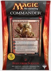 Commander 2014: Built from Scratch