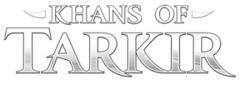 Khans of Tarkir - FOIL Complete Set (Factory Sealed)
