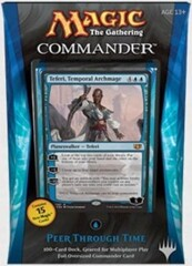Commander 2014: Peer Through Time