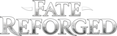 Fate Reforged - FOIL Complete Set (Factory Sealed)