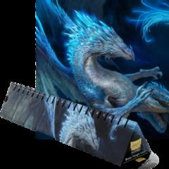 Dragon Shield: Playmat - Botan