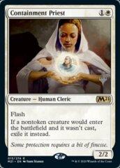 Containment Priest - Foil