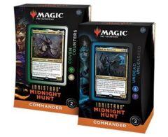 Innistrad: Midnight Hunt - Commander Decks [Set of 2]