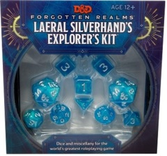 DND RPG FR LAERAL SILVERHANDS EXPLORERS  KIT