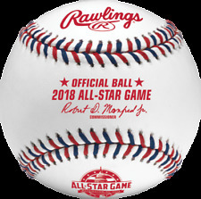 Official MLB All Star Baseball Unsigned