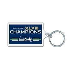 Super Bowl Seattle Seahawks  Acrylic Key Ring