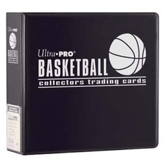 3in. Black Basketball Album
