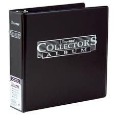 3in. Black Collectors Album